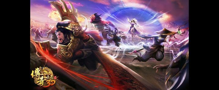 传奇世界:顶尖战士对于道士和法师的细节的处理